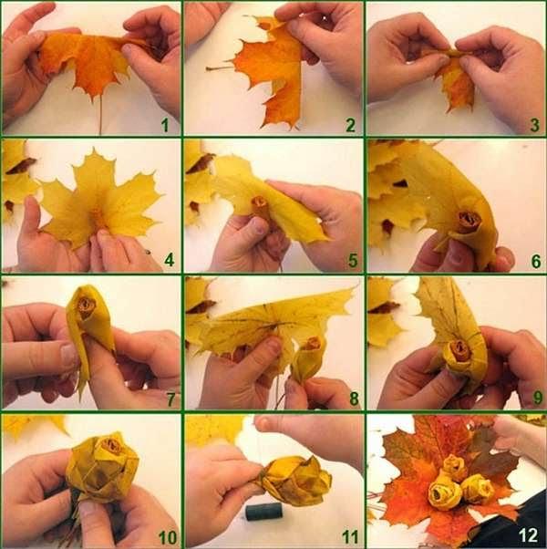 поделки из природного материала своими руками фото, фото 26
